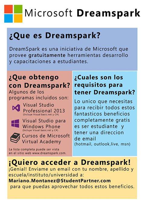 DreamSpark!