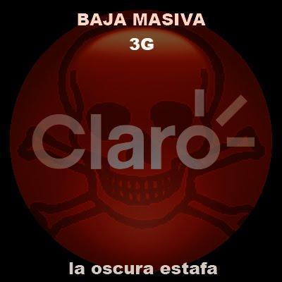ESTAFA DE CLARO